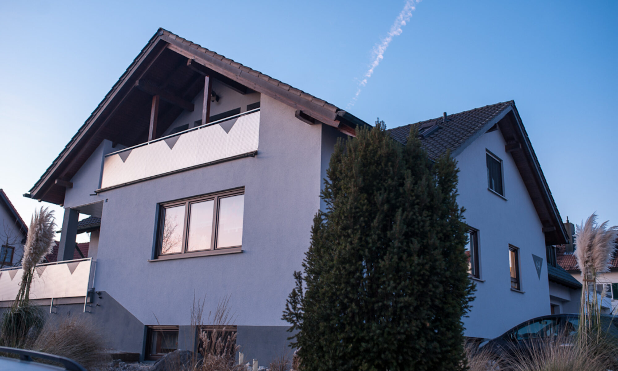 Ferienwohnungen Steigerwaldblick